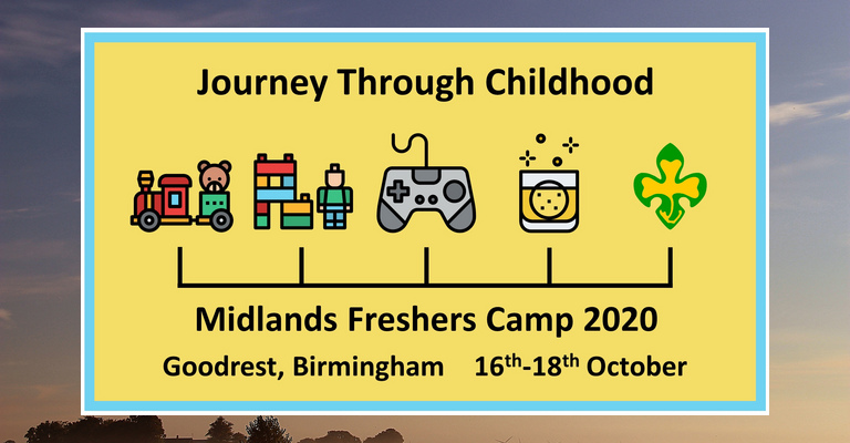 Midlands Freshers' Camp: Journey through Childhood